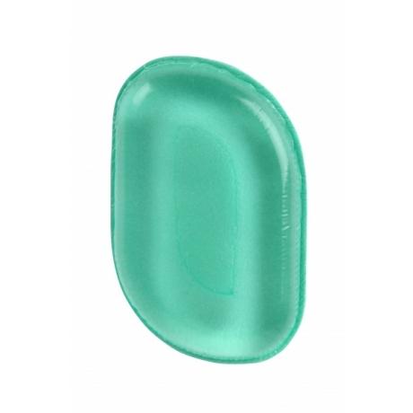 BYS Спонж для макияжа Ultimate 2 in 1 Sponge Oblong Aqua