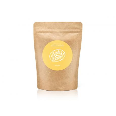 Body Boom Coffee Scrub Banana 200g