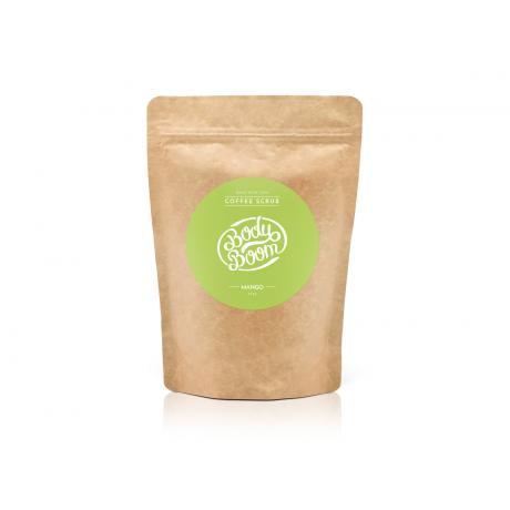 Body Boom kehakoorija Coffee Scrub Mango 200g