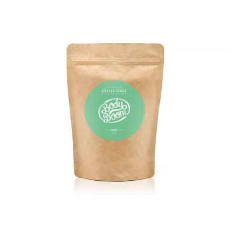 Body Boom Coffee Scrub Mint 200g