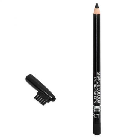 AFFECT Shape&Colour Eyebrow Pen Black