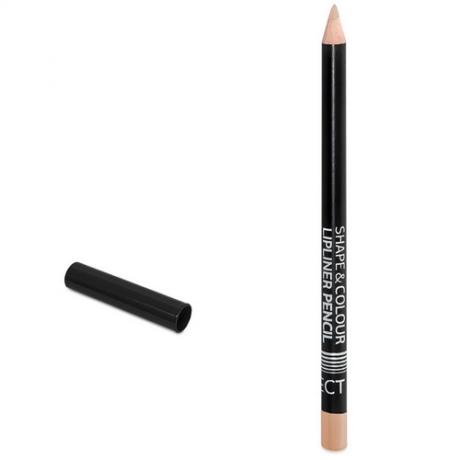 AFFECT Shape&Colour Lipliner Pencil Long Lasting Nude