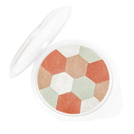 AFFECT Mosaic Pressed Bronzer Refill MOSAIC WITH GREEN