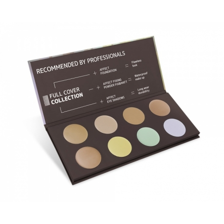 AFFECT Camouflages Palette Full Cover Collection