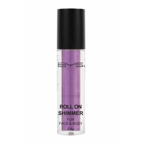 BYS Hohtojauhe kasvoille ja vartalolle Royal Purple 2,8 g