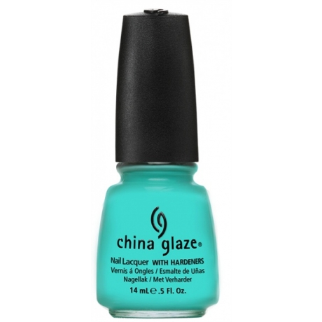 China Glaze Лак для ногтей Aquadelic