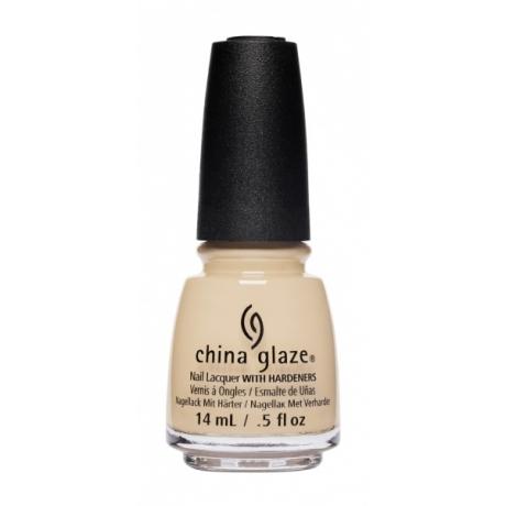 China Glaze Лак для ногтей Bourgeois Beige