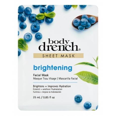 Body Drench Brightening Тканевая маска