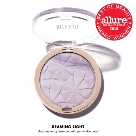 Milani Hypnotic Lights Powder Highlighter-Beaming Light