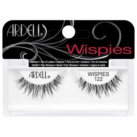 Ardell Wispies 122 Black Irtoripset