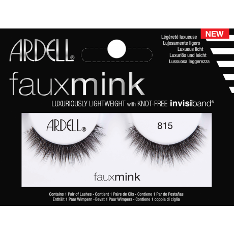 Ardell Faux Mink Knot-Free Eyelashes 815