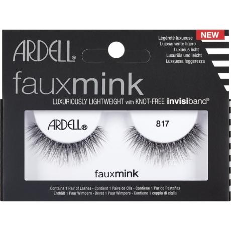 Ardell Накладные ресницы Faux Mink Knot-Free 817