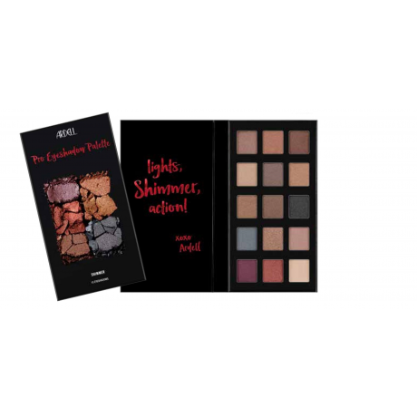 Ardell Pro Eyeshadow Palette Shimmer