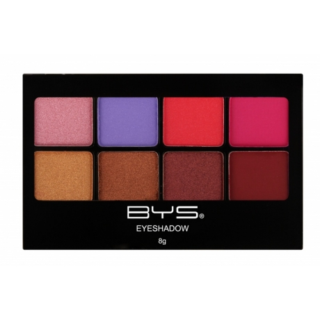 BYS Luomivärit Very Berry BLUEBERRY BLUSH 8 pc