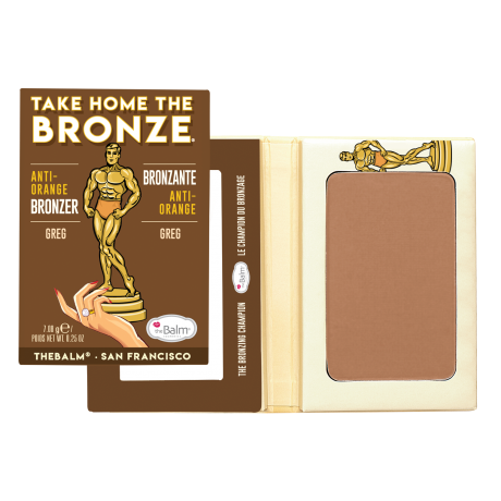 theBalm Бронзер Take Home Bronze Greg Dark