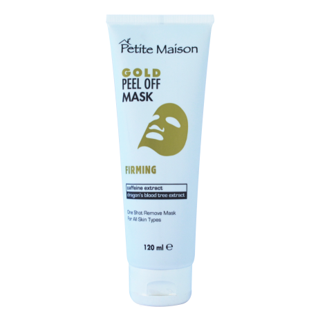 Petite Maison Mask Firming Peel Off Gold 120ml