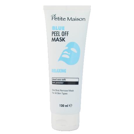 Petite Maison Mask Relaxing Peel Off Blue 120ml