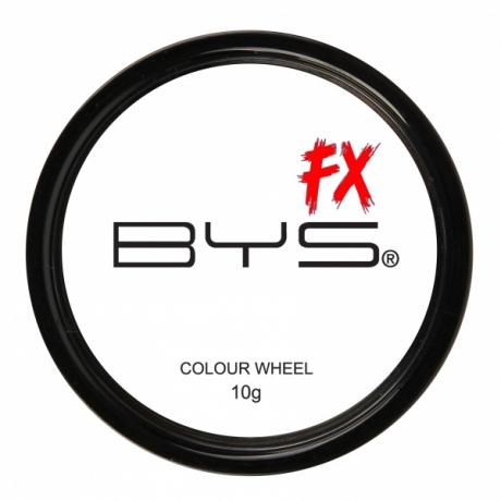 BYS Special Fx Кремовая краска белая Colour Wheel White 10г