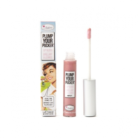 theBalm Plump Your Pucker Блеск для губ Amplify