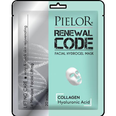Pielor Renewal Code Тканевая маска для лица Lifting Care 25мл