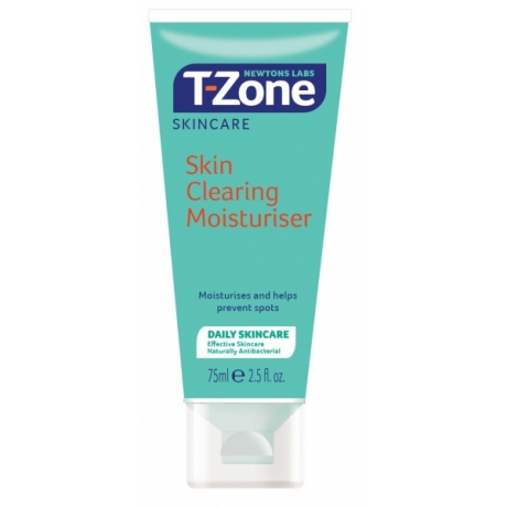 Newtons Labs T Zone Face Skin Clearing Moisturiser 75 ml