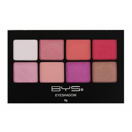 BYS Eyeshadow 8 pc CHERRY BLOSSOM