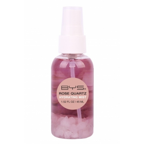 BYS CRYSTAL Collection Hydrating Mist Rose Quartz 45ml
