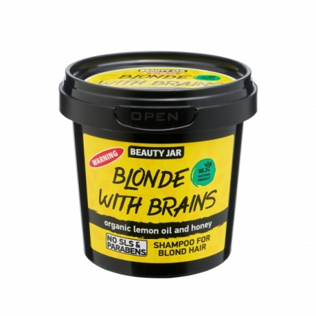 Beauty Jar Шампунь для волос Blonde With Brains 150 g