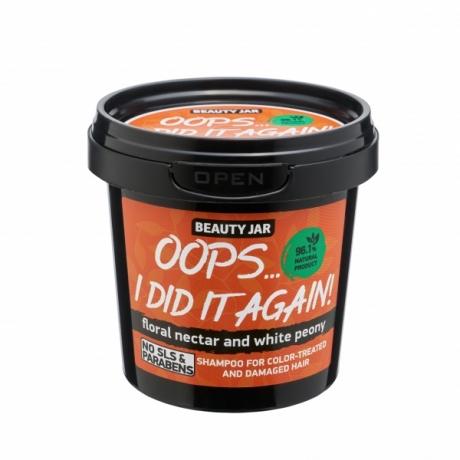 Beauty Jar Shampoo Oops…I Did It Again! šampoon 150g