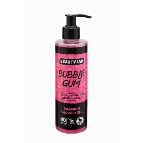 Beauty Jar Shower Gel Bubble Gum dušigeel 250ml