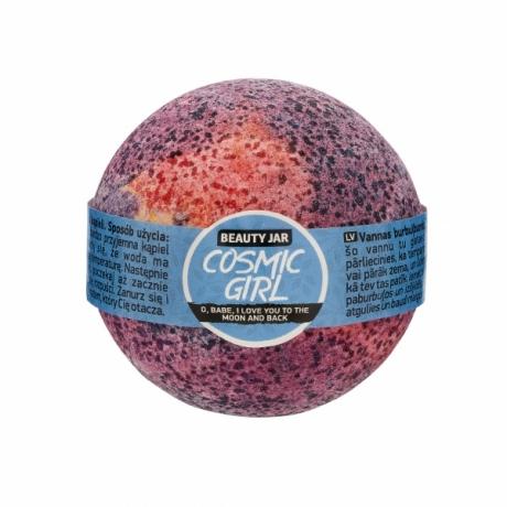Beauty Jar Bath Bomb Cosmic Girl 150g