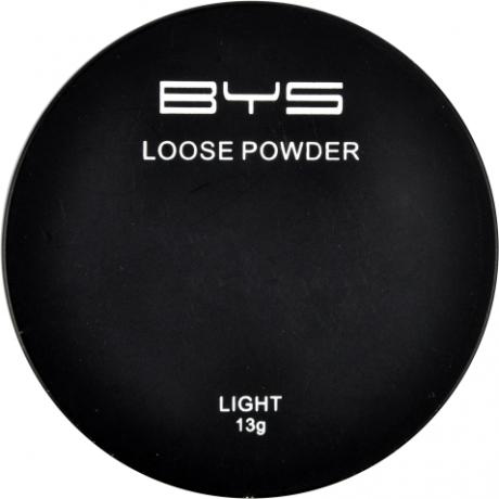 BYS Irtopuuteri Loose Powder Light