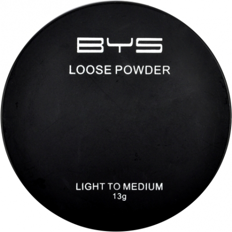 BYS Irtopuuteri Loose Powder Light To Medium