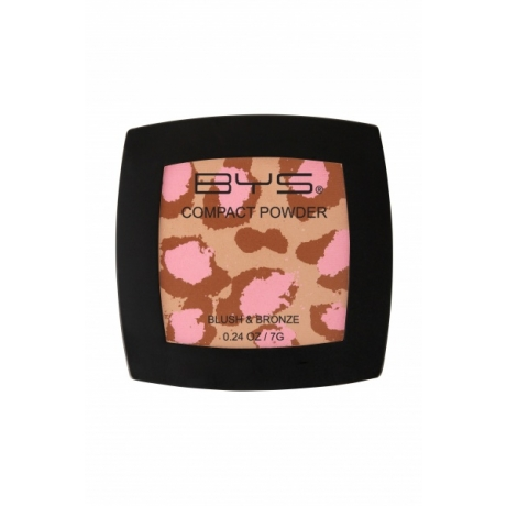 BYS GONE WILD Collection Põsepuna ja päikesepuuder Blush and Bronze WILD THING