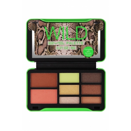 BYS GONE WILD Collection Luomiväripaletti WILD Face On The Go