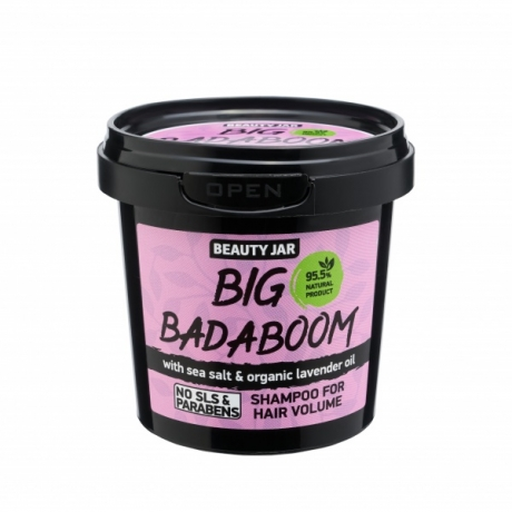 Beauty Jar Shampoo Big Badaboom šampoon 150g