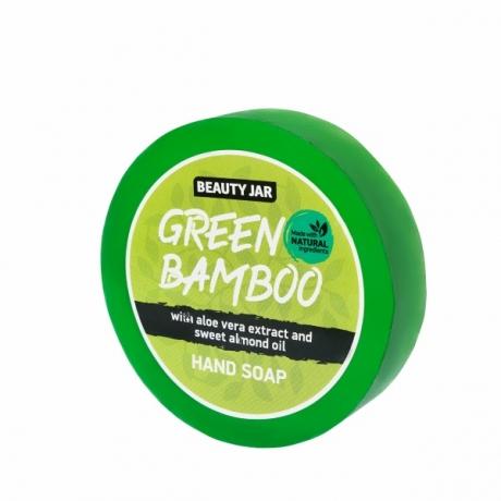 Beauty Jar Hand Soap Green Bamboo 80g