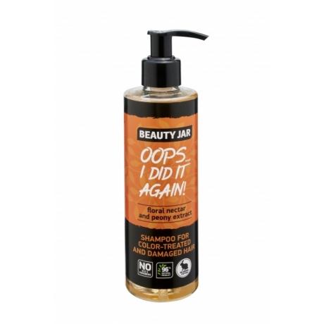 Beauty Jar Shampoo Oops…I Did It Again! šampoon 250ml