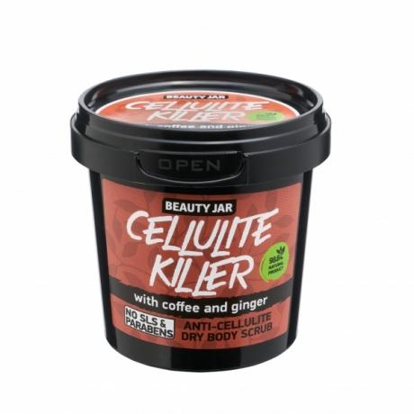 Beauty Jar Body Scrub Cellulite Killer kehakoorija 150g