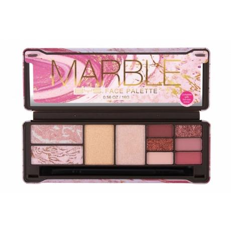 BYS Палетка для макияжа MARBLE
