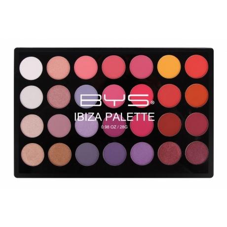 BYS Eyeshadow Palette IBIZA