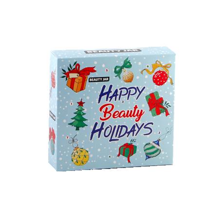 Beauty Jar Gift Set  Happy Beauty Holidays
