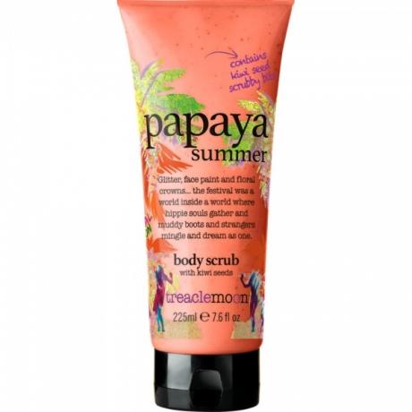 Treaclemoon Body Scrub Papaya Summer 225ml
