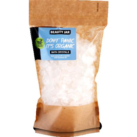 Beauty Jar Кристаллы для ванны Don`t Panic it`s Organic 600 g