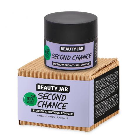 Beauty Jar Eyebrow Growth Oil Complex Second Chance 15 ml