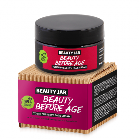 Beauty Jar Youth Preserve Face Cream Beauty Before Age vananemisvastane näokreem 60ml