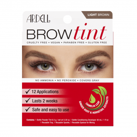 Ardell Краска для бровей Light Brown 8,5г/30мл