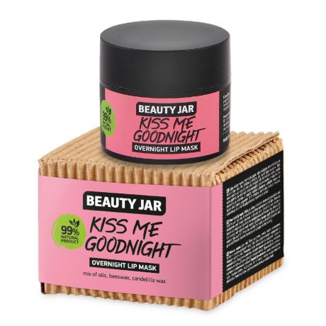 Beauty Jar Huulinaamio Kiss Me Goodnight 15ml