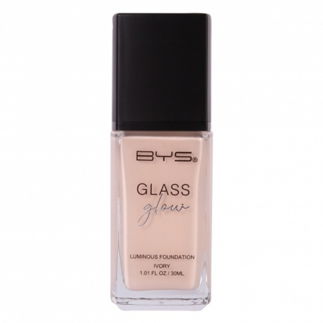 BYS Тональный крем Glass Glow Luminous Ivory 30мл