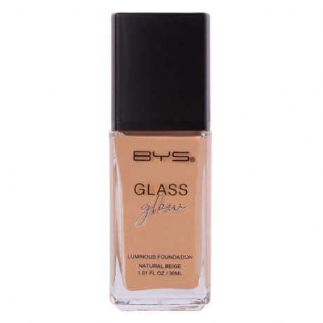 BYS Тональный крем Glass Glow Luminous Natural Beige 30мл